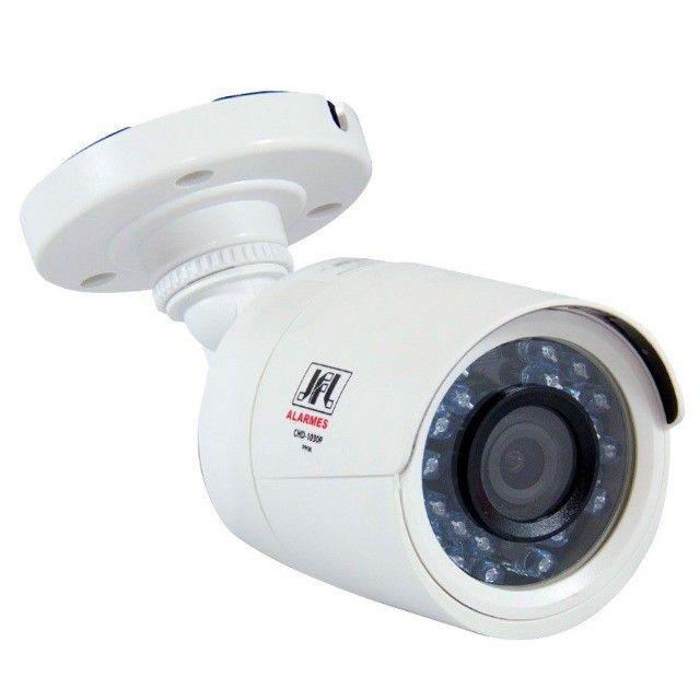 Vendo kit completo de alarme com câmeras ? usado - Foto 3