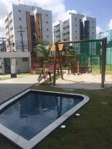 JS- Lindo apartamento de 3 quartos no Barro - José Rufino - Edf. Alameda Park - Foto 12
