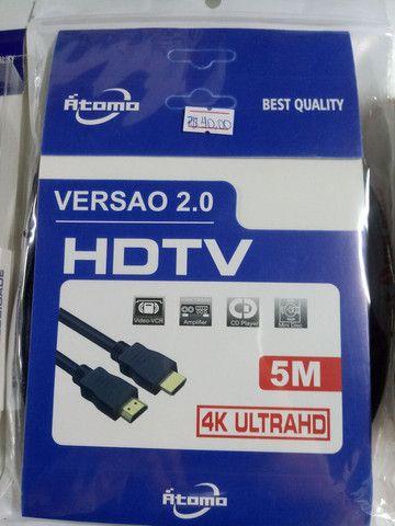 Cabo HDMI  - Foto 4