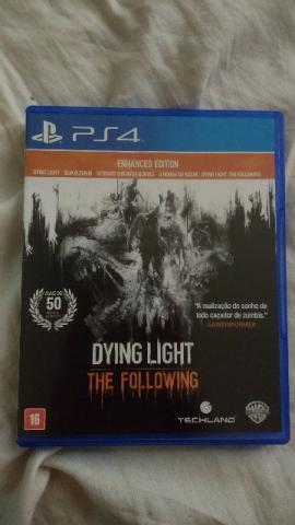 Dying Light Enchanced Edition[PS4][PT-BR]