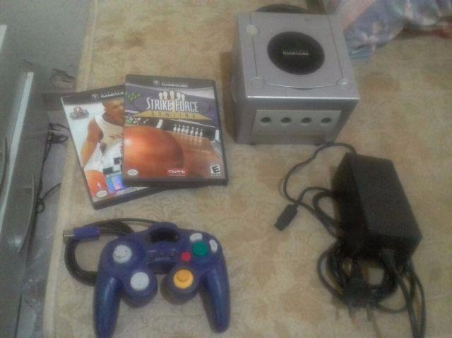 Nintendo Game Cube completo 100%