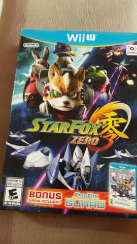 Star Fox Zero + Star Fox guard