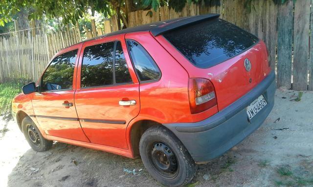 Vendo carro gol g3. placa de Manaus só tenho ó documento não tenho ó duti carro legalizado