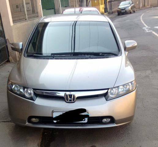 Marvelous Honda Civic EXS 2008/2008 TOP DA CATEGORIA!