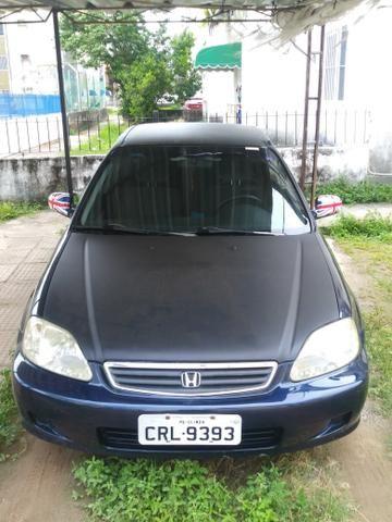Superior Honda Civic Lx 99