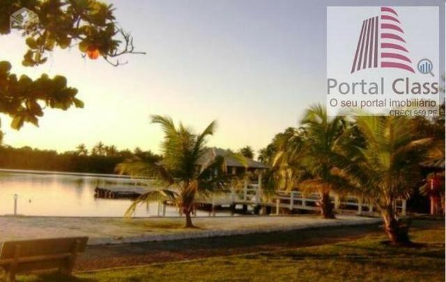 CÓD.: 1-061 Lote Condomínio Morada do Rio c/ 1.050 m² por apenas R$ 480 mil - Foto 3