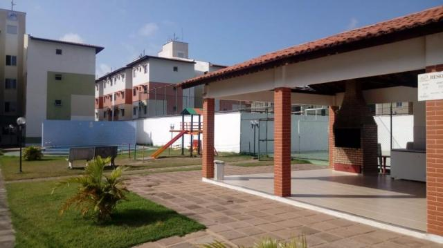Apartamento residencial à venda, Alto Do Jaguarema, São José de Ribamar. - Foto 3
