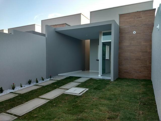 Casas planas 3 quartos, na região de MESSEJANA - Foto 9