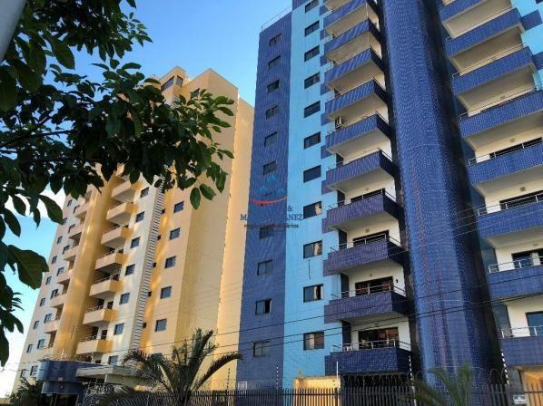 Apartamento residencial para venda e locação, Residencial Aquarelle, Porto Velho - AP0109.
