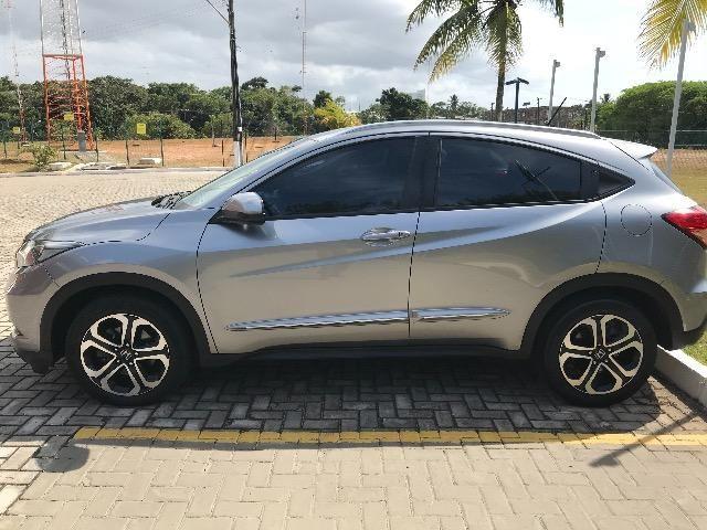 Honda HR-V EX banco de couro, impecável! - Foto 4