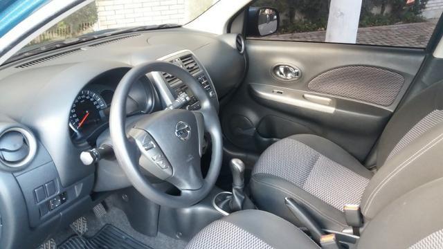 Nissan March 2015 1.6 SV 16V Completo! Excelente Estado!! Novo!! - Foto 8