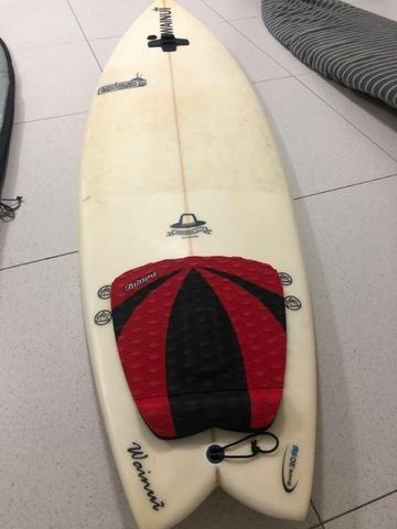Prancha de Surf e demais acessórios
