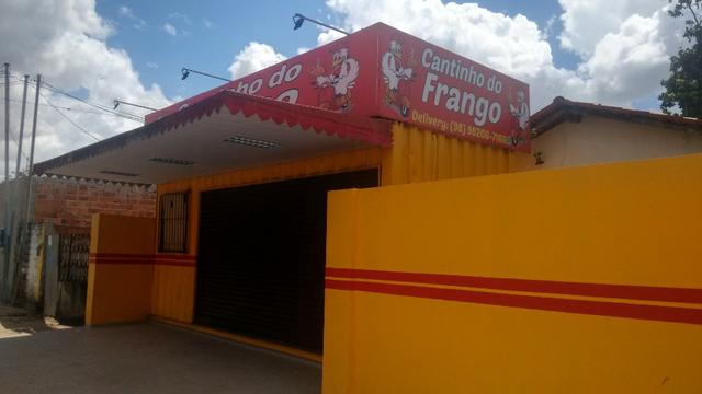 Vendo Galeteria Container - Food Truck