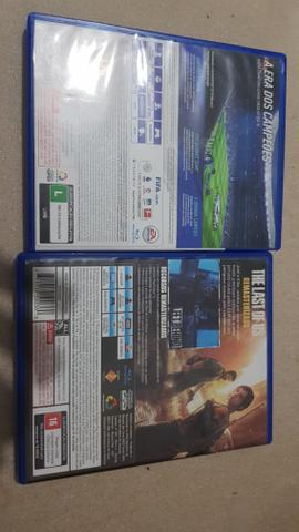 FIFA 19 e The Last of Us - PS4 - Foto 4