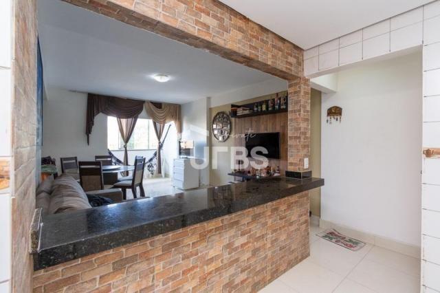 Apartamento com 1 dormitório à venda, 54 m² por r$ 180.000 - setor dos afonsos - aparecida - Foto 9