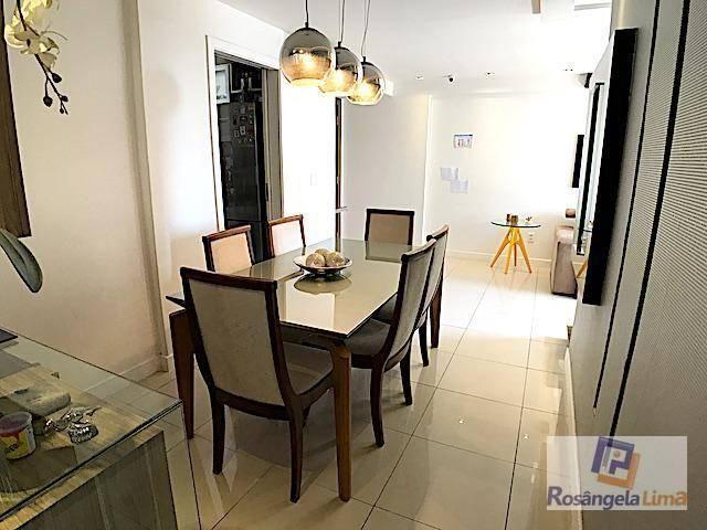 Apartamento com 3 dormitórios à venda, 70 m² por r$ 375.000,00 - engenheiro luciano cavalc - Foto 5