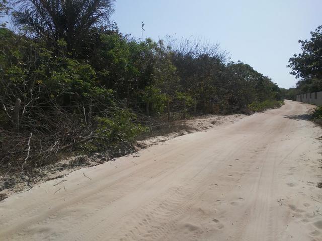 Vendo terreno na lagoa do Paraiso de Jericoacoara - Foto 2