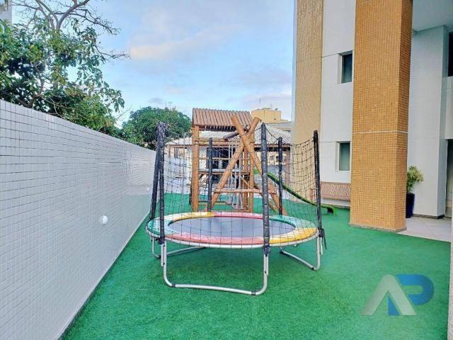 Apartamento com 3 dormitórios à venda, 106 m² por r$ 550.000 avenida cardeal da silva, 182 - Foto 8