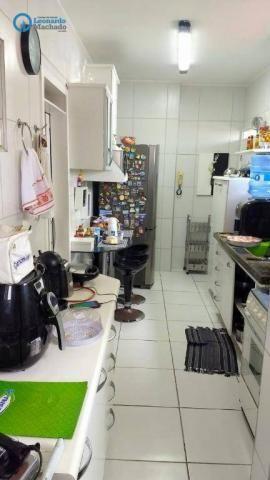 Apartamento com 3 dormitórios à venda, 126 m² por R$ 550.000 - Aldeota - Fortaleza/CE - Foto 10