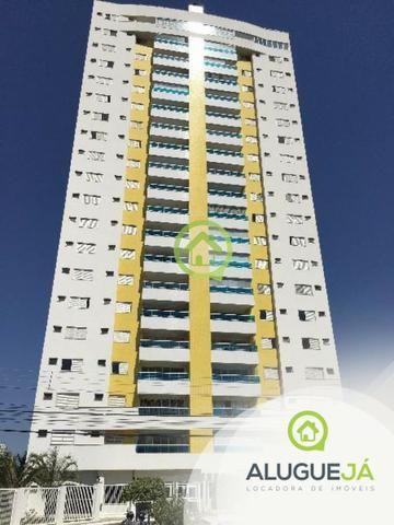 Apartamento diferenciado, alto padrão 143m² no jd das américas, edf. American park