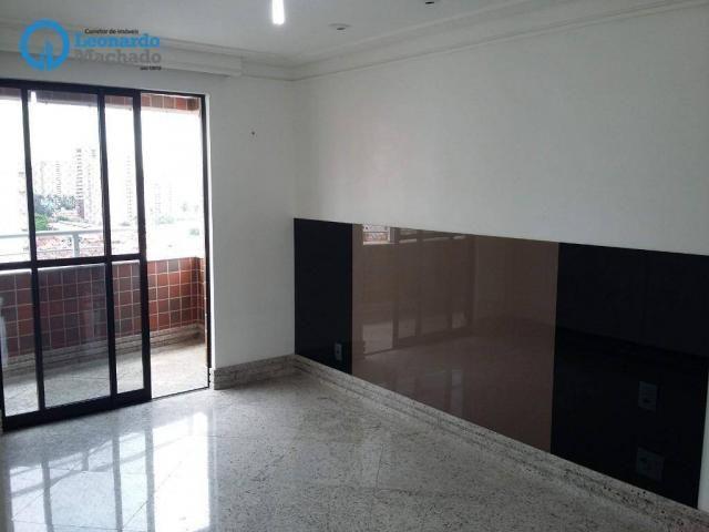 Apartamento com 3 dormitórios à venda, 150 m² por R$ 795.000 - Aldeota - Fortaleza/CE - Foto 20