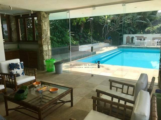 Casa para alugar, 700 m² por r$ 18.000,00/mês - jardim botânico - rio de janeiro/rj - Foto 15