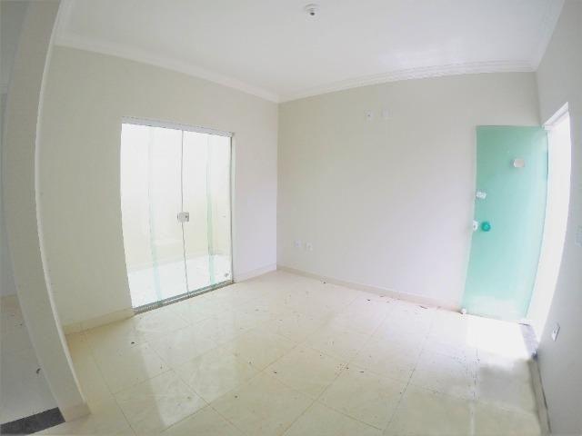VN215 - Casa Nova com Fino acabamento no Bairro Novo Mundo - Vida Nova - Foto 6