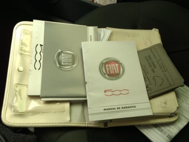 Fiat 500 / 2012 - Único dono - Foto 14