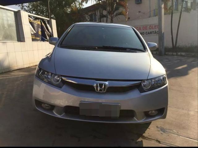 Honda Civic completo em perfeito estado - Foto 3