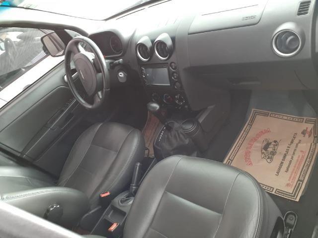 Ford Ecosport XLT 07/07 completa automática, Kit Multimidia c camerade Re´ - Foto 12
