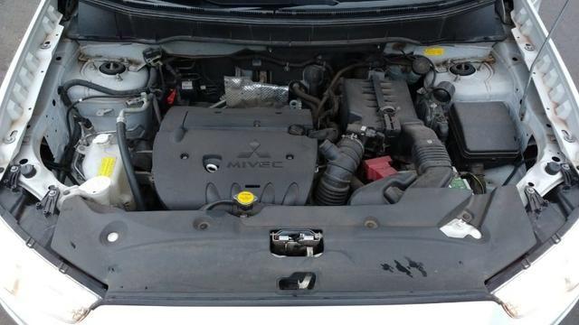 Único Dono ASX 2.0 AWD 4x4 Branca 2014 Particular Impecável Manual Chave Reserva Placa I - Foto 19
