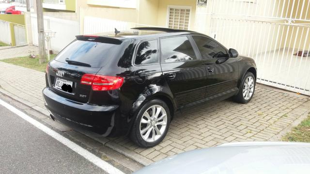 Audi a3 2.0t sportback tfsi s-tronic impecável com teto - Foto 16