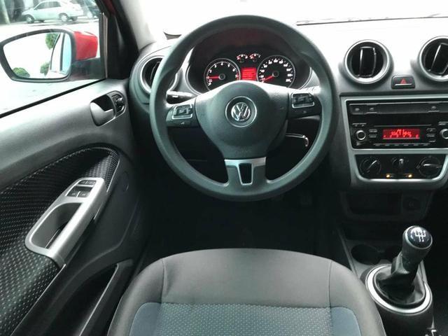 VW Voyage Trendline 1.0 2015 - Foto 8