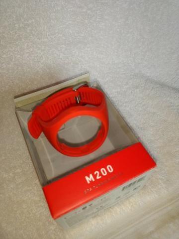 2 Pulseira (s) do Polar M 200 - Vermelha e preta - Novas - Juntas ou separadas - Foto 4