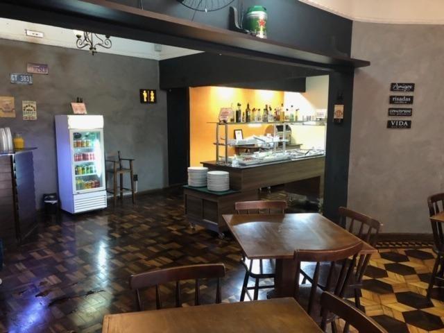 Restaurante/Barzinho/Café Colonial