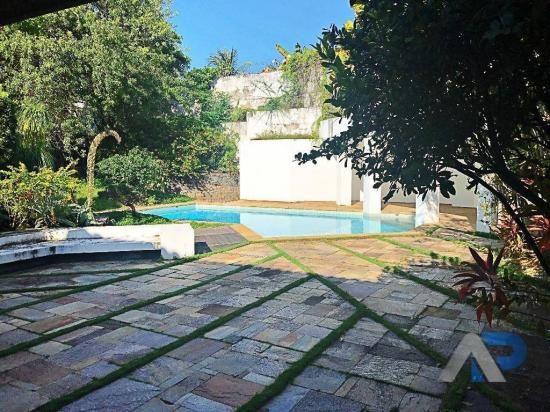 Casa, 661 m² - venda por R$ 3.490.000,00 ou aluguel por R$ 15.000,00/mês - Itaigara - Salv - Foto 14