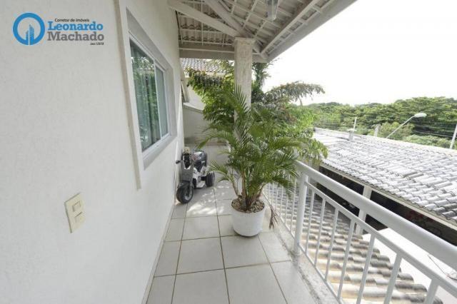 Casa com 4 dormitórios à venda, 335 m² por R$ 1.390.000 - Cambeba - Fortaleza/CE - Foto 19