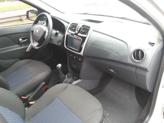 Renault/sandeiro 1.6 exp unico dono impecavel - Foto 7