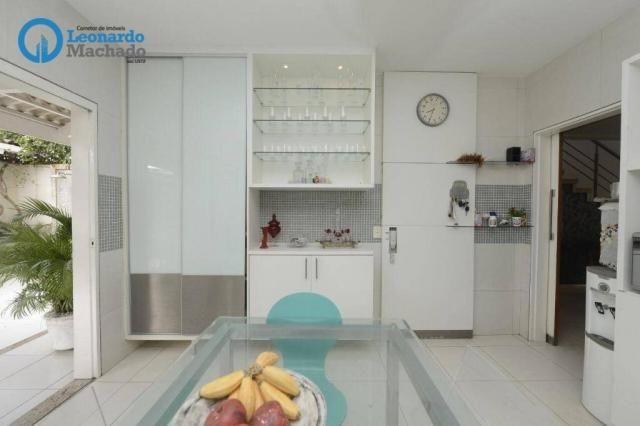 Casa com 4 dormitórios à venda, 335 m² por R$ 1.390.000 - Cambeba - Fortaleza/CE - Foto 6