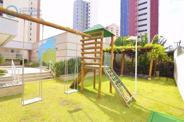 Apartamento com 2 dormitórios à venda, 70 m² por R$ 410.000,00 - Guararapes - Fortaleza/CE - Foto 17