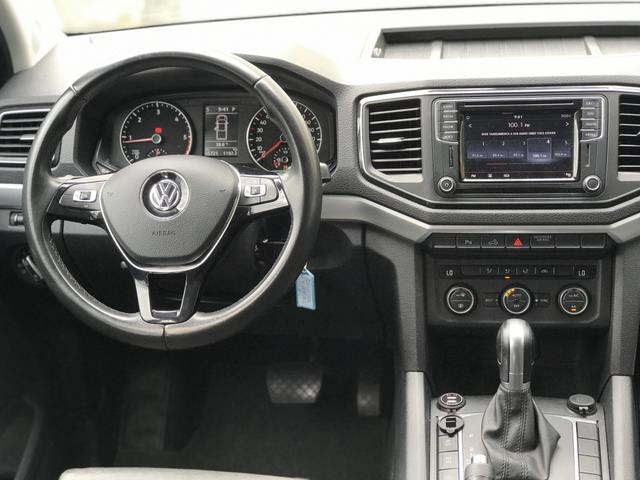Volkswagen amarok highline tdi 4x4 at 2017, diesel - Foto 14