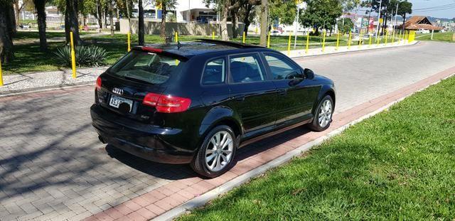 Audi a3 2.0t sportback tfsi s-tronic impecável com teto
