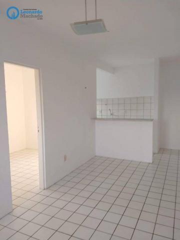 Apartamento com 2 dormitórios à venda, 50 m² por R$ 139.000 - Damas - Fortaleza/CE - Foto 3