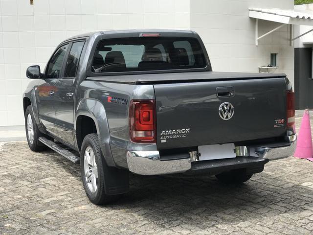 Volkswagen amarok highline tdi 4x4 at 2017, diesel - Foto 4