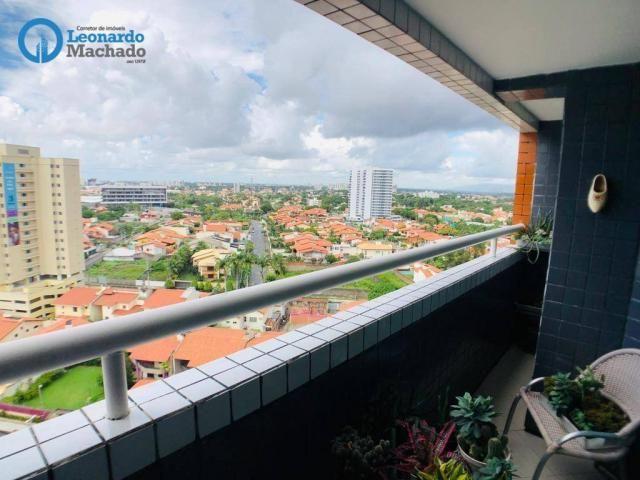Apartamento com 3 dormitórios à venda, 153 m² por R$ 620.000 - Engenheiro Luciano Cavalcan - Foto 7