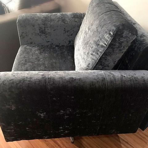 Cadeira giratória Jade - Foto 3