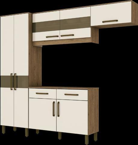 Kit Cozinha B116 07 Portas e 02 Gavetas - Foto 2