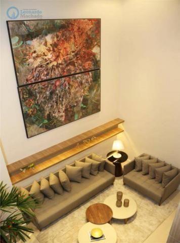 Apartamento com 3 dormitórios à venda, 126 m² por R$ 1.050.000 - Aldeota - Fortaleza/CE - Foto 6