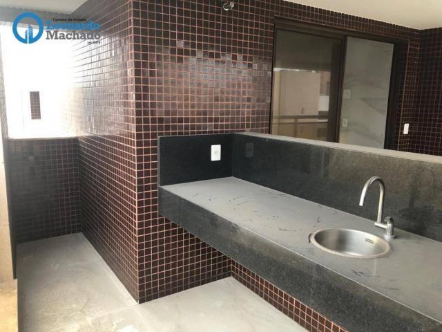 Apartamento à venda, 235 m² por R$ 2.433.000,00 - Meireles - Fortaleza/CE - Foto 3