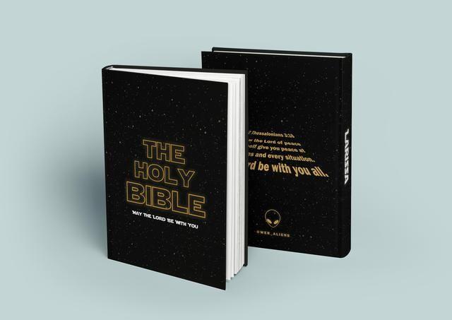 Bíblias star wars, toy story, senhor dos anéis, friends - Foto 3